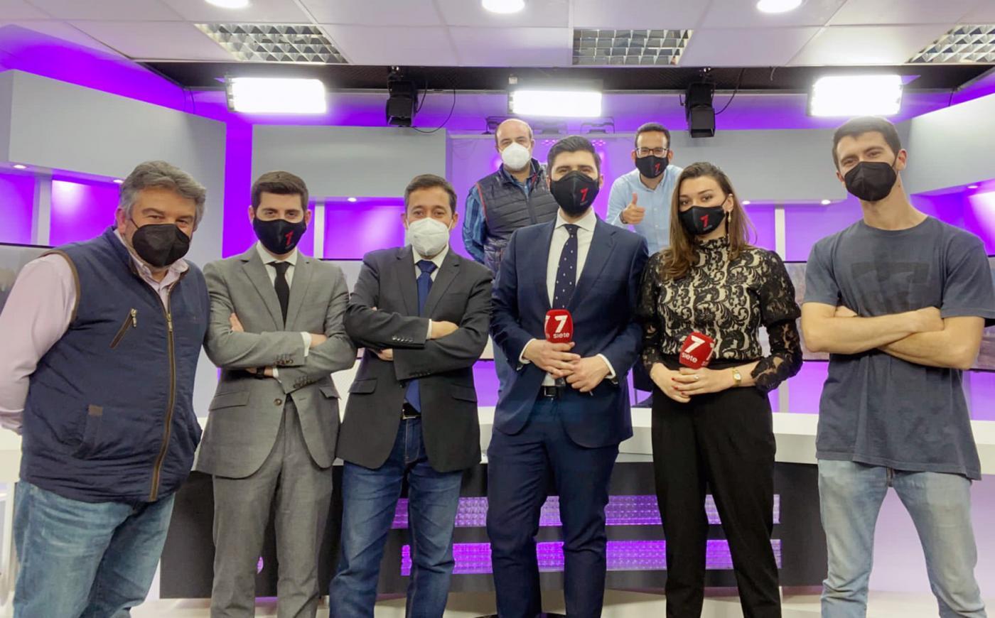7 TV Jerez se consolida como gran referente televisivo de la Semana Santa