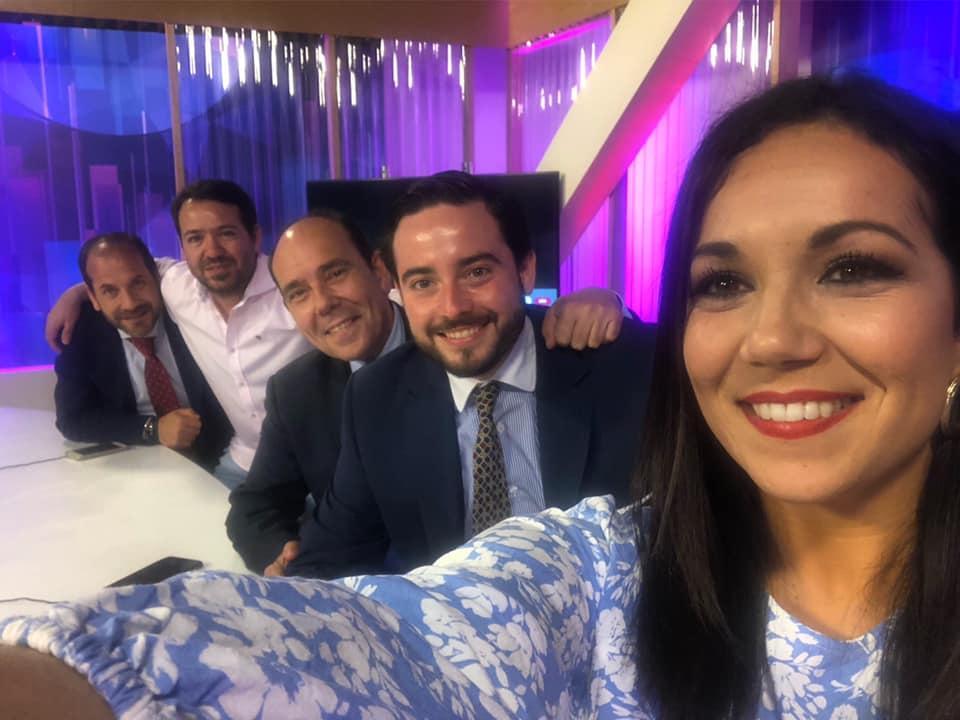 7TV se consolida como la televisión de referencia en la Semana Santa de Sevilla