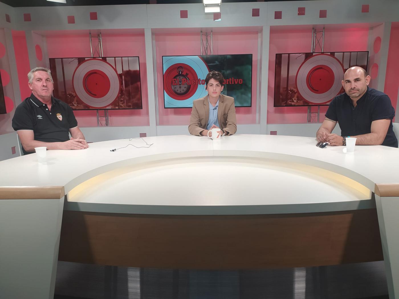 El deporte portuense ya tiene escaparate en 7 TV El Puerto