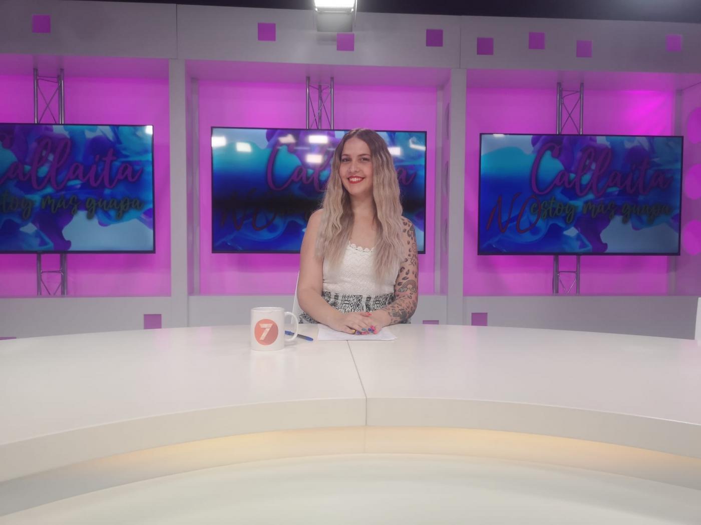La revolución llega a 7 TV El Puerto con 'Callaíta no estoy más guapa'