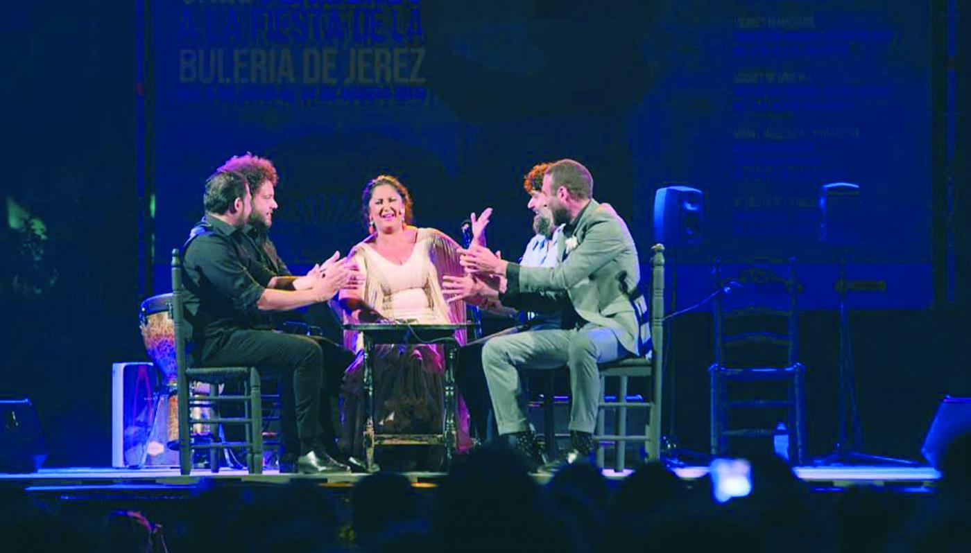 7 TV ofrece en directo los Viernes Flamencos y la Fiesta de la Bulería