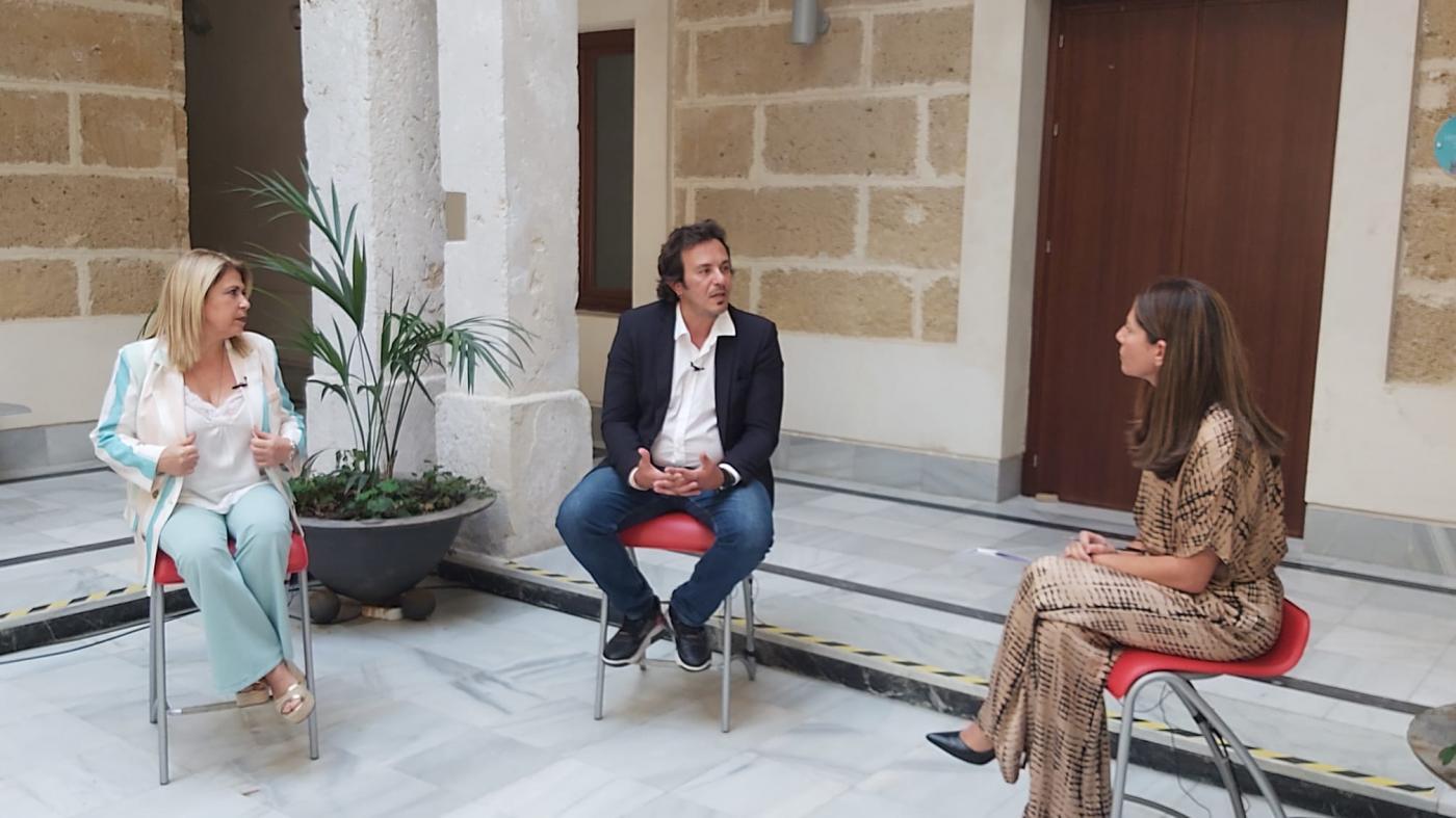 Cádiz y Jerez, unidos por sus candidaturas