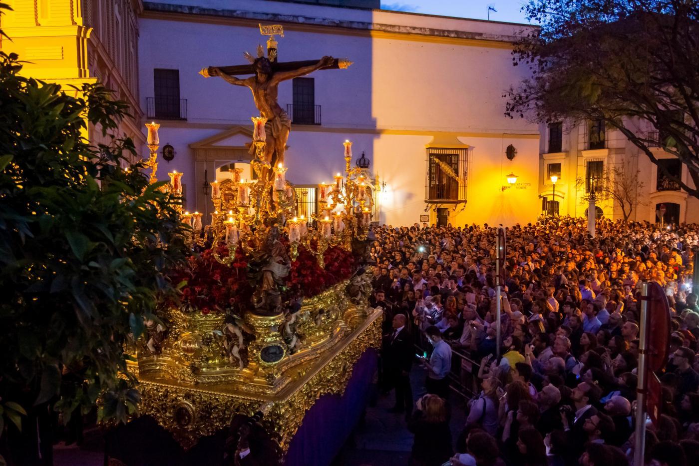 7TV Andalucía ofrece una Semana Santa inédita