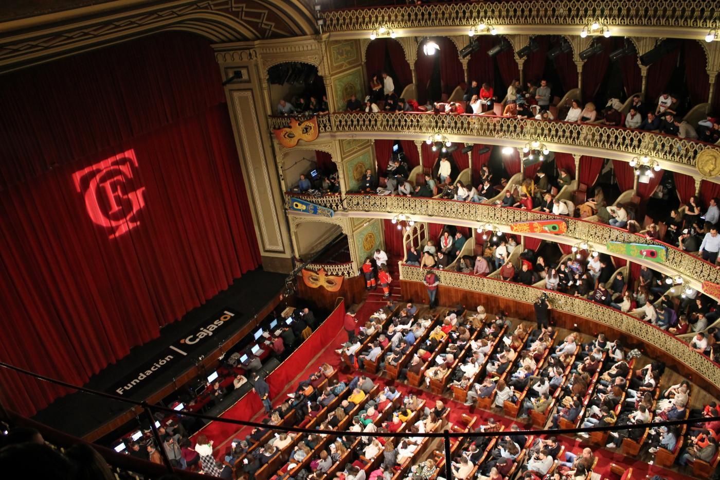 'En el palco del Falla' podrá verse por TDT en toda Andalucía a través de 7TV