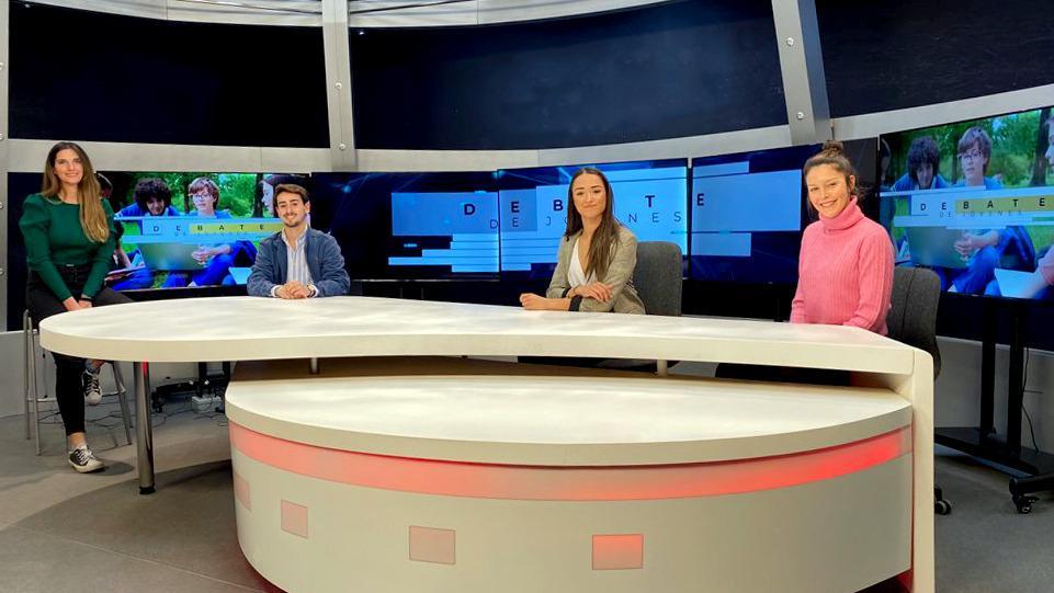 Un programa donde los jóvenes periodistas son los protagonistas